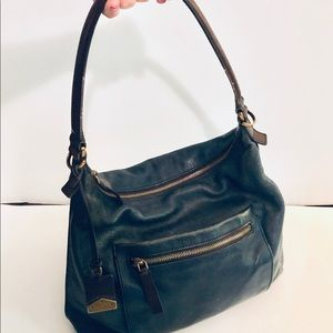 Fossil Issue No 1954 Leather Bucket Bag